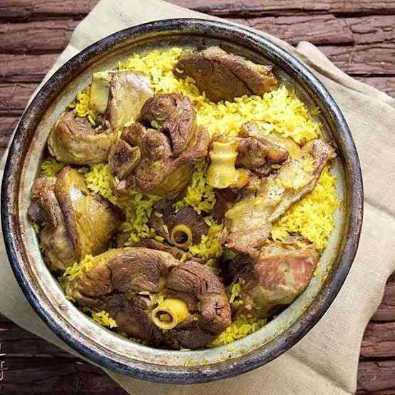 طريقة عمل القدرة الخليلية لأشهى الأطباق الفلسطينية