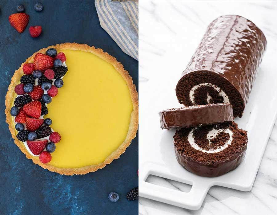 طريقة عمل حلويات باردة بأكثر من وصفة
