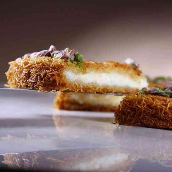 طريقة عمل كريمة الكنافة لحشو لذيذ بمكونات متاحة