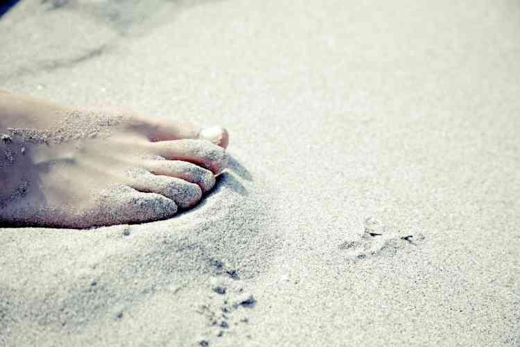 علاج الكالو بطرق طبيعية واختلافه عن مسمار القدم