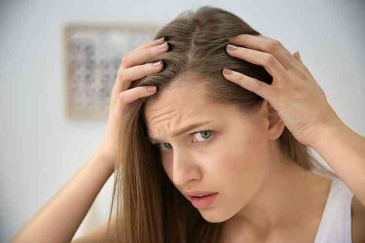 علاج فروة الرأس الملتهبة  لشعر صحي دون تساقط