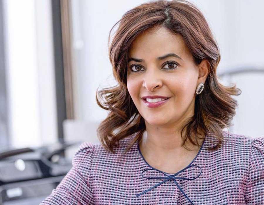 غصون الخالد سيدة أعمال كويتية واجهت الأزمة الاقتصادية