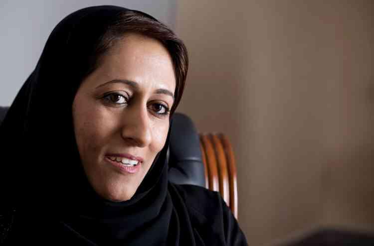 فاطمة الجابر امرأة الأعمال الأكثر نفوذا في الإمارات
