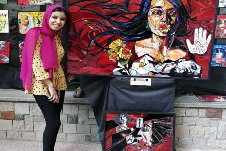 فاطمة محمود استوصت بالنساء وواجهت الختان بمشروع تخرجها