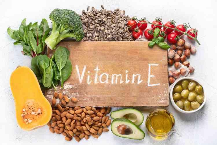 فيتامين ه فوائده وأعراض نقصه وأهميته للبشرة والشعر