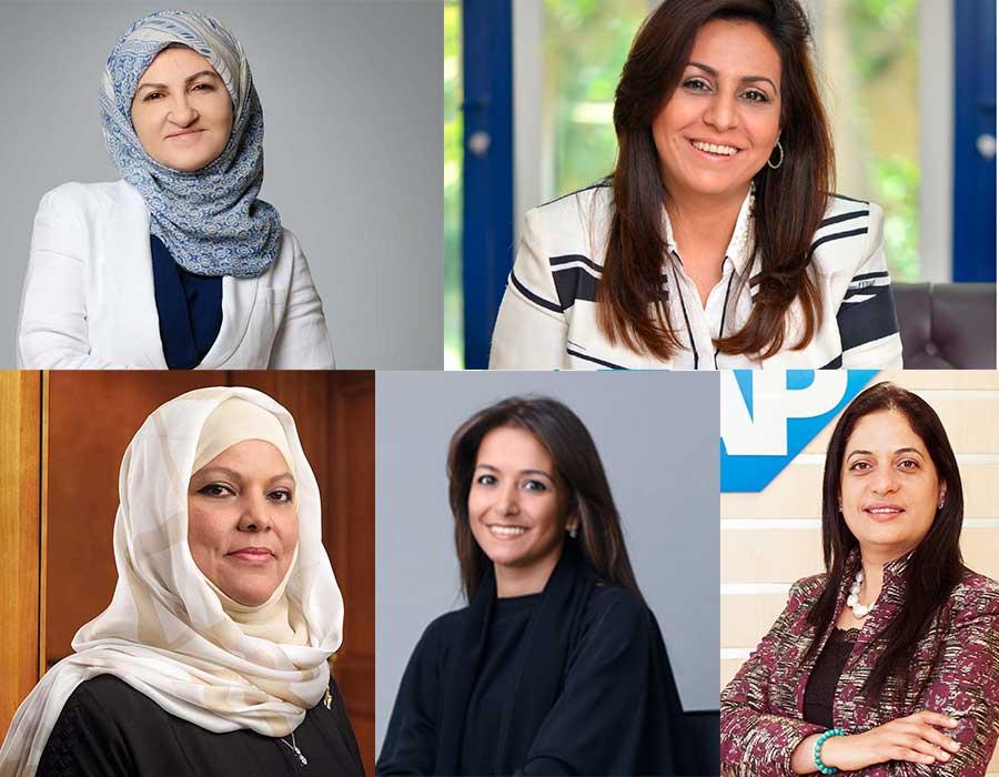 قائمة فوربس لسيدات الشرق الأوسط الأكثر تأثيرا في 2018