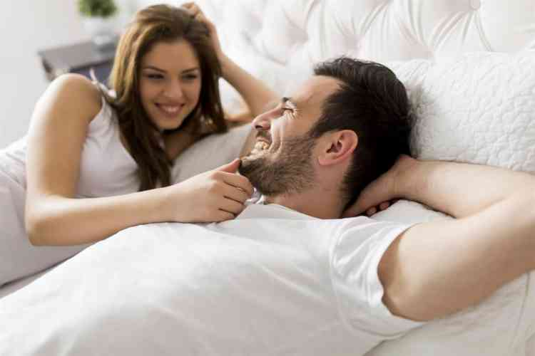 كلمات يحب زوجك سماعها بعد العلاقة الحميمة