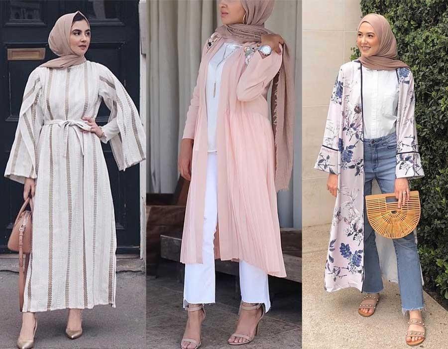 للمحجبات: نسّقي أزياء رمضان باستخدام هذه القطع لتشعري بالراحة