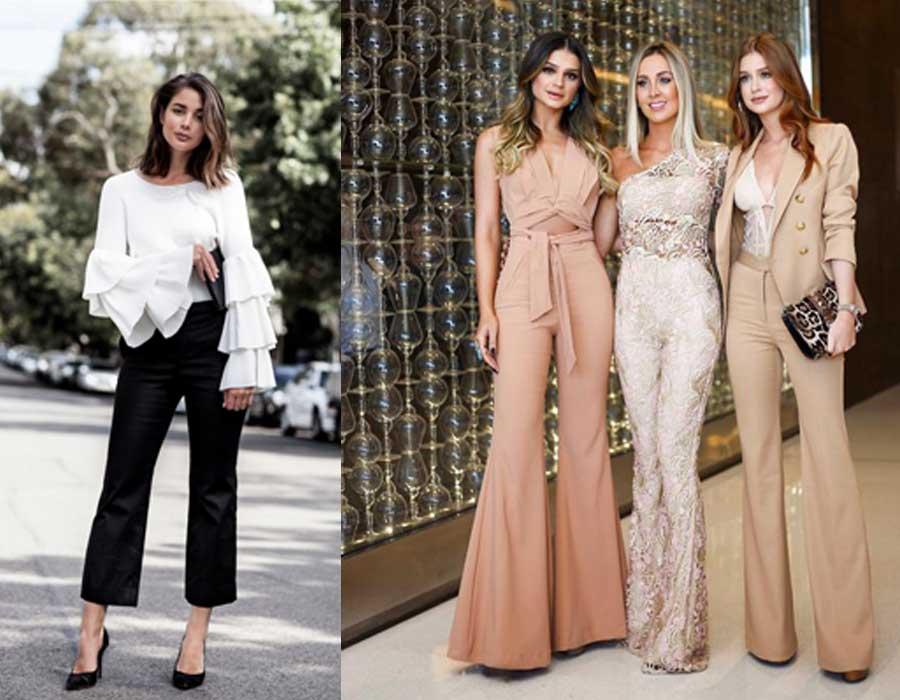 ماذا ترتدين لحفلات الزفاف إذا كنتِ لا تحبين الفساتين