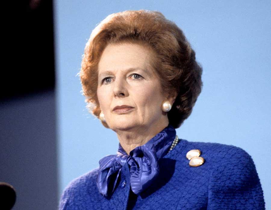 مارجريت تاتشر كيميائية أصبحت أول رئيسة وزراء في بريطانيا