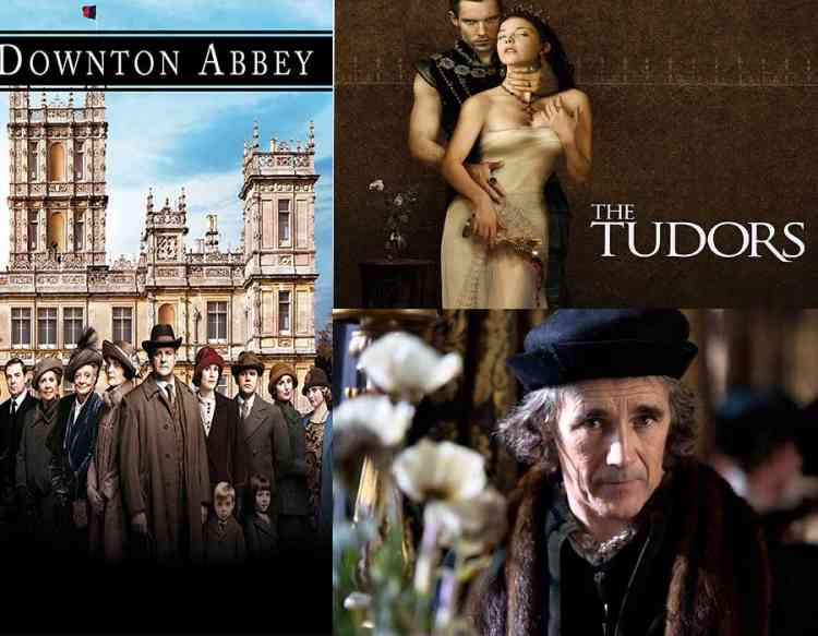 مسلسلات بريطانية تاريخية لدراما إنجليزية لها طابع خاص احكي