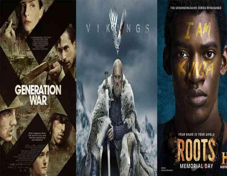 مسلسلات تاريخية أجنبية لهواة التشويق والمعرفة