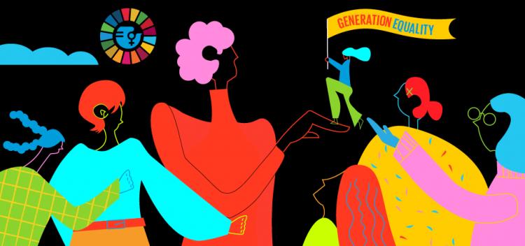 منتدى جيل المساواة: خطة تسريع عالمية بقرارات جريئة