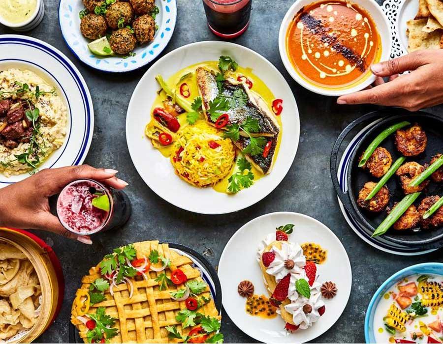 منيو الرابع عشر من رمضان لأطباق شهية سهلة الإعداد
