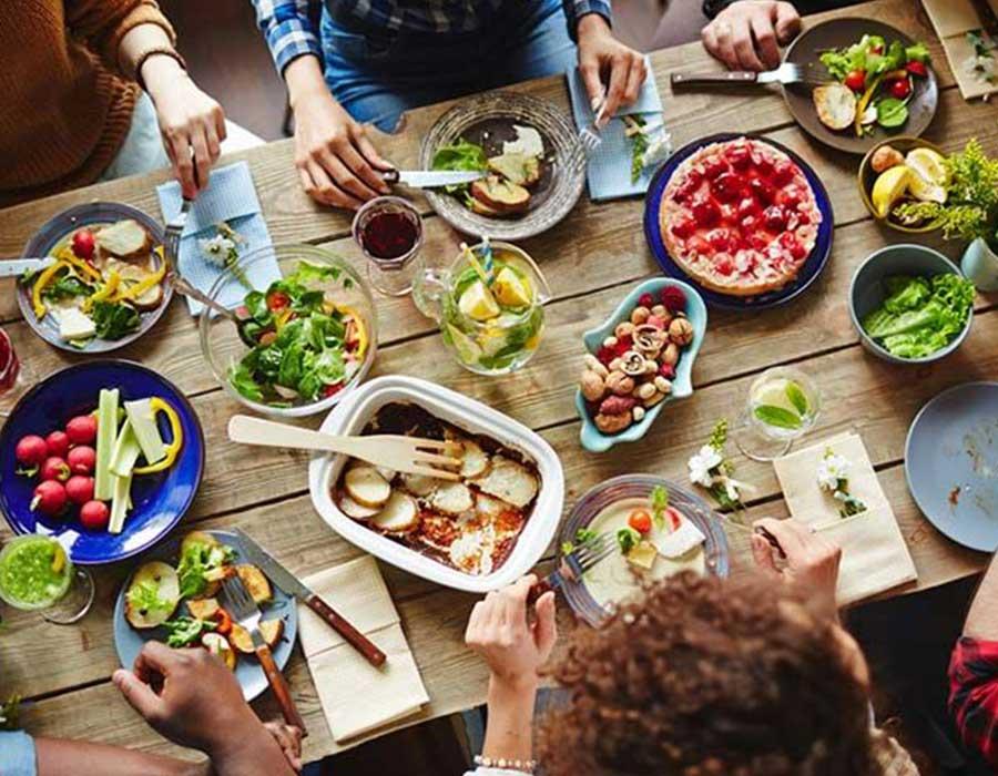 منيو اليوم السابع عشر من رمضان من الفطار للسحور