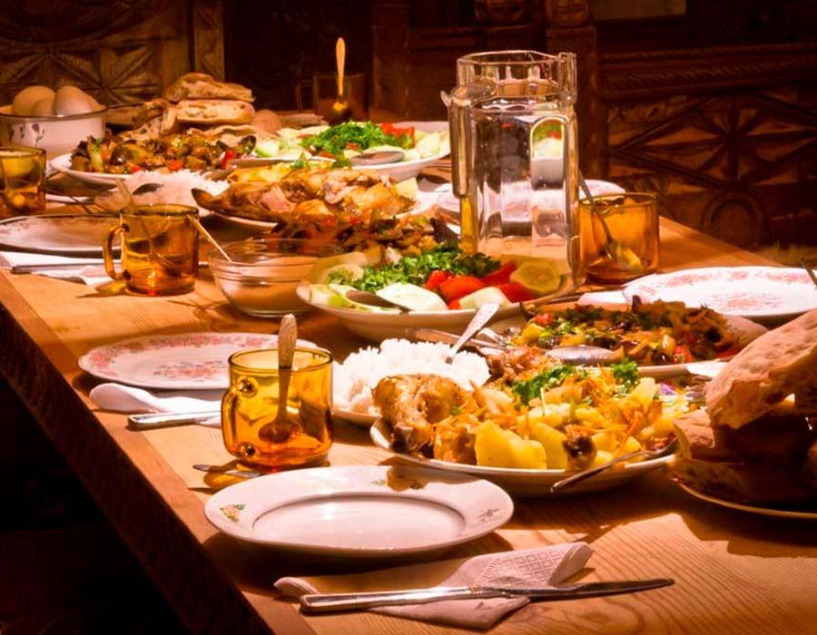 منيو تاسع يوم رمضان بوصفات المطبخ المصري وحلو أم علي