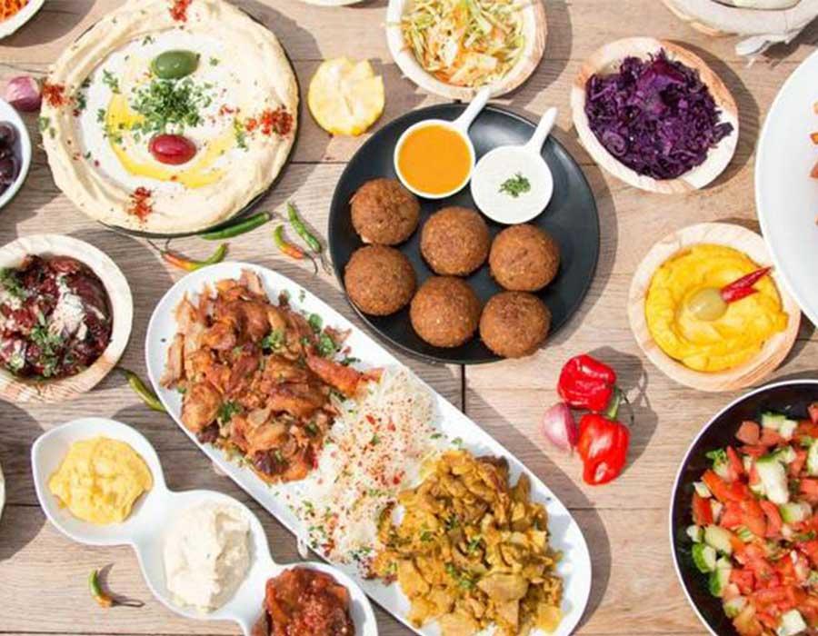 منيو ثامن يوم رمضان من المطبخ السوري والمصري
