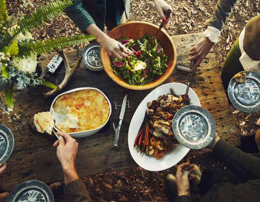 منيو ثاني يوم رمضان شهي وبعيد عن تكلف أول يوم