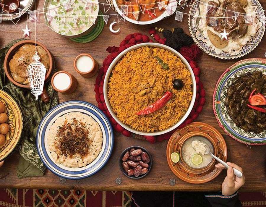 منيو سادس يوم رمضان لإفطار وسحور مصري أصيل