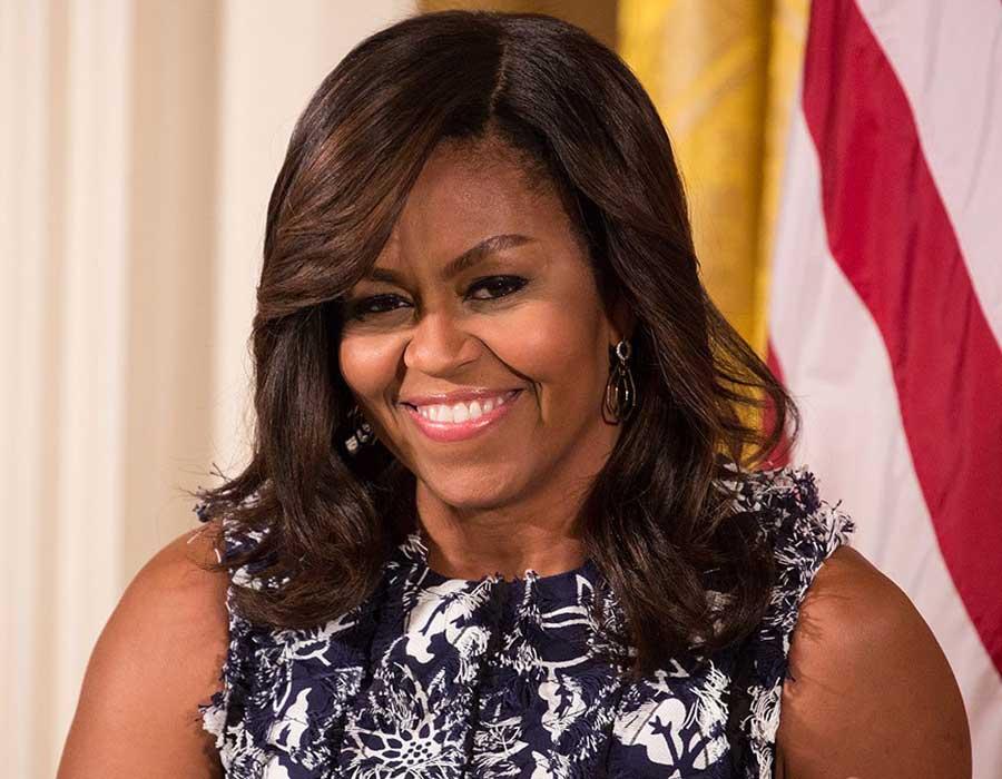 ميشيل أوباما فتاة طموحة أصبحت السيدة الأولى لأمريكا