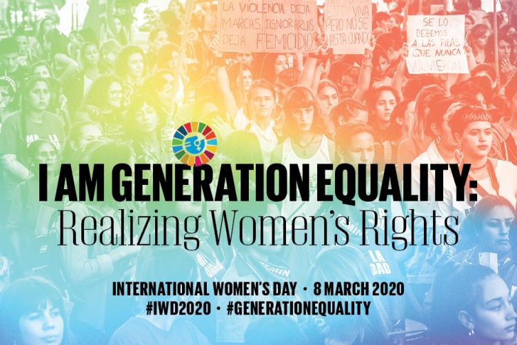 نشرة الأمم المتحدة للمرأة: 2020 عام جيل المساواة