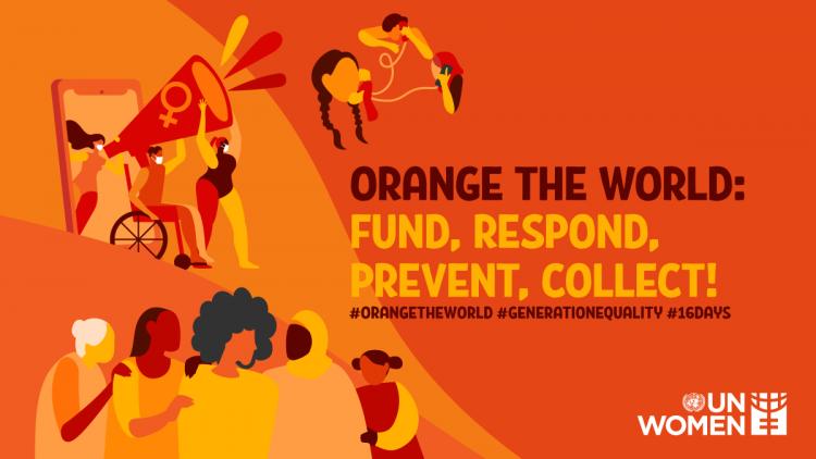 نشرة الأمم المتحدة للمرأة: 5 طرق للوعي وإنهاء العنف