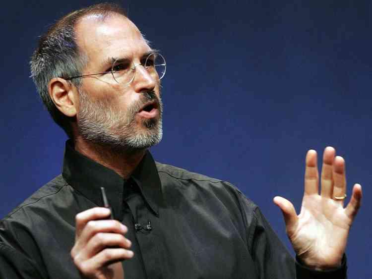 نصائح ستيف جوبز التي ستغير طريقة عملك إلى الأفضل
