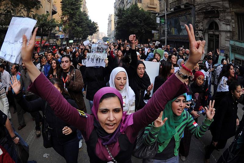 نضالات المرأة المصرية على مدار التاريخ