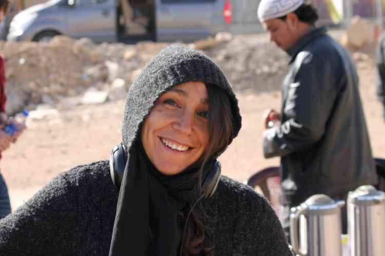 هيفاء المنصور مخرجة سعودية متمردة وصلت العالمية