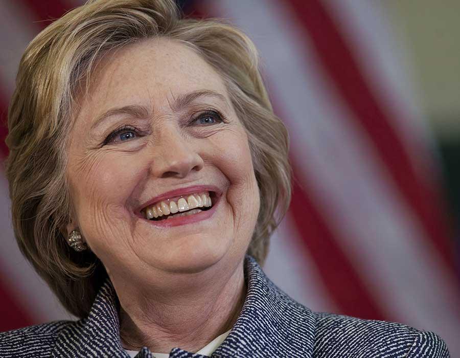 هيلاري كلينتون السيدة الأولى التي نافست على الرئاسة