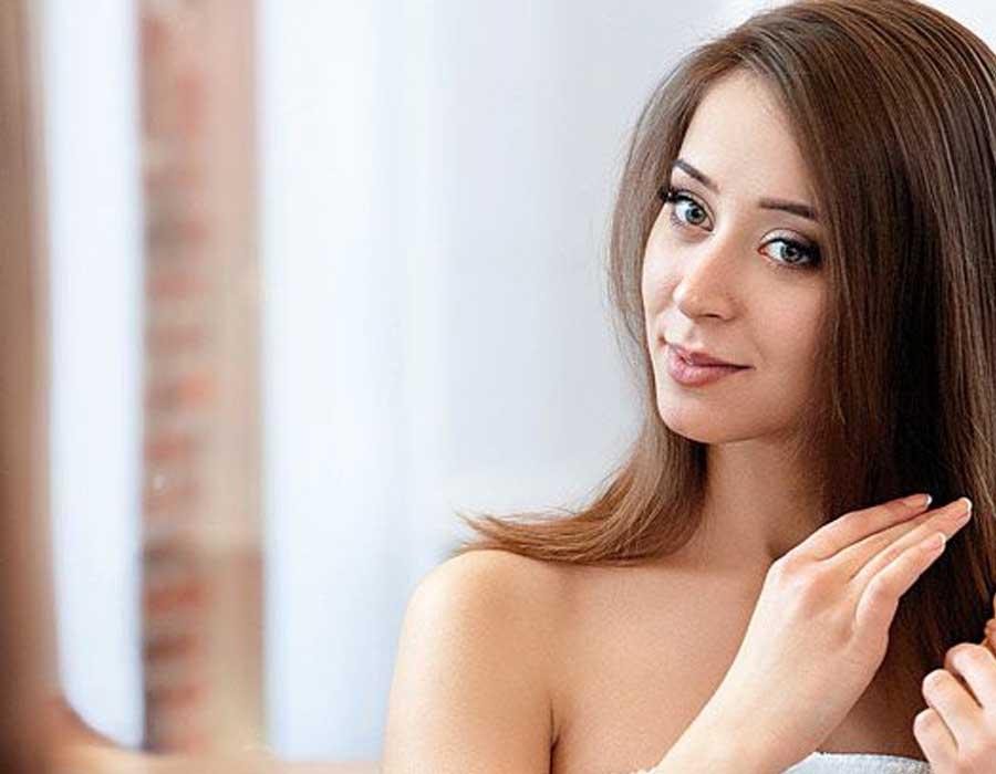 وصفات طبيعية لفرد الشعر بدون حرارة