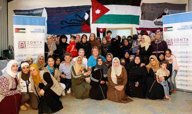 وفد يشيد ببرامج الأمم المتحدة تجاه اللاجئات والأردنيات