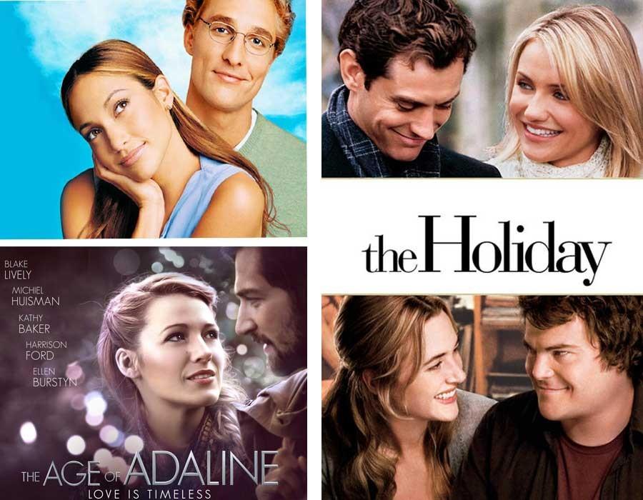 10 أفلام كوميدية ورومانسية ممكن تشوفها في العيد