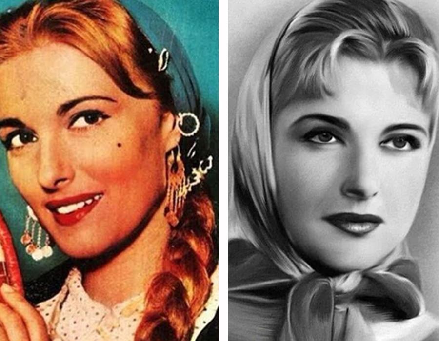 """20 معلومة عن """"الخواجاية الفلاحة"""" مريم فخر الدين"""