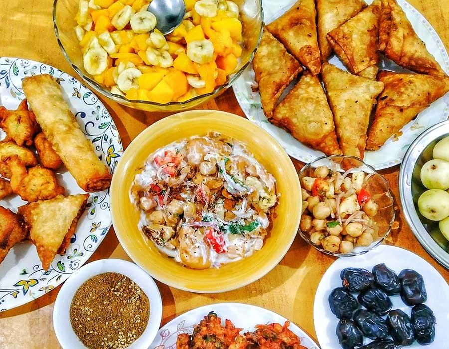 30 إفطار في منيو رمضان