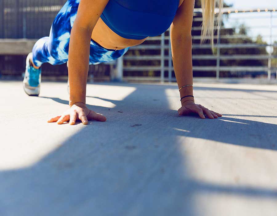 5 تطبيقات تساعدك على ممارسة الرياضة