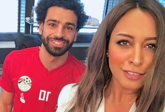 دعاء حسني خبيرة أزياء لاعبي المنتخب المصري