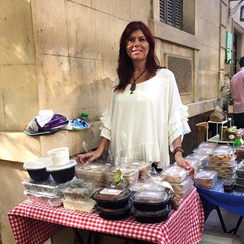 """""""مطبخ إمي"""" ينشر الثقافة الفلسطينية وينمي المجتمع المصري"""
