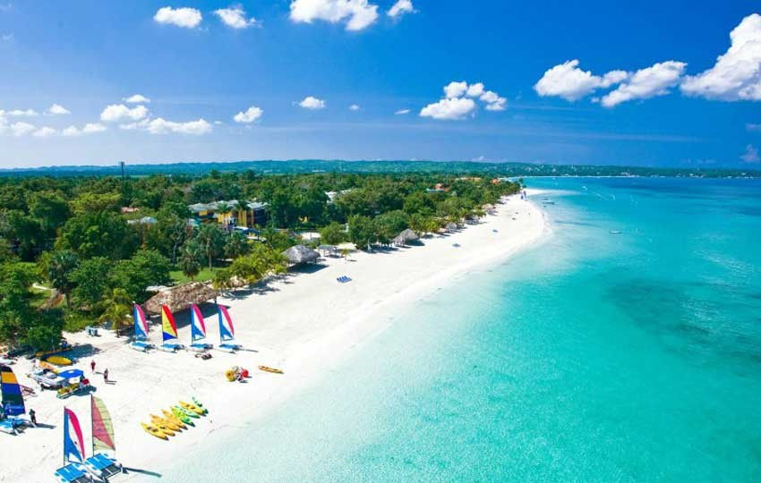 أجمل شواطئ العالم - تريجر بيتش