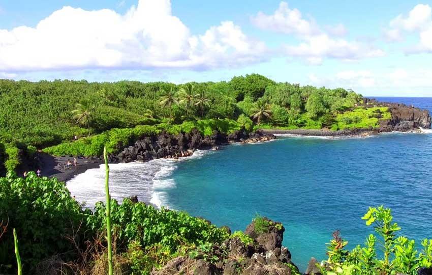 أجمل شواطئ العالم - هونوكالاني بيتش