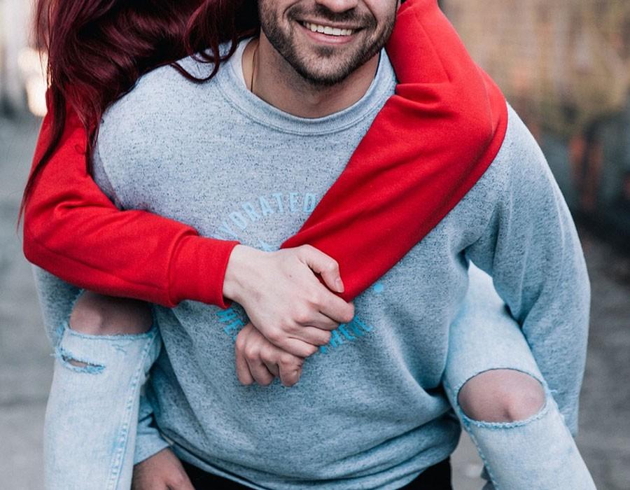 شريك حياة سعيد يعني حياة سعيدة