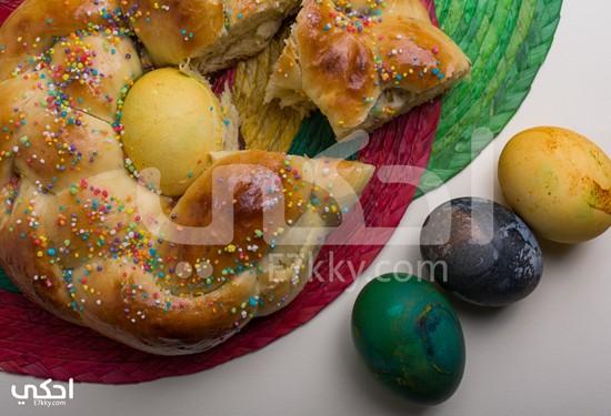 حضري خبز عيد الربيع بهذه الوصفة