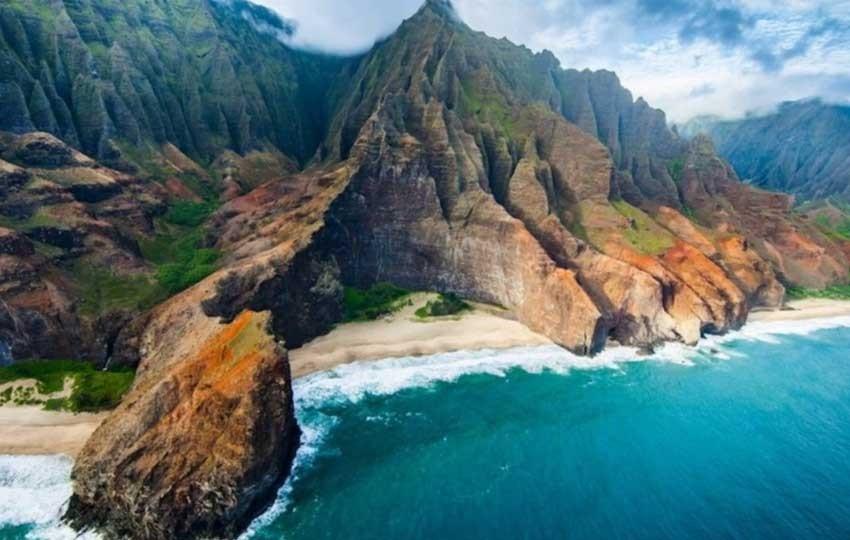 أجمل شواطئ العالم - هونوبو بيتش