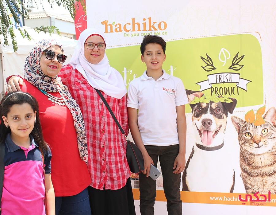 """""""هاتشيكو"""".. من أمنية طفل إلى مشروع يضم 3 عائلات"""