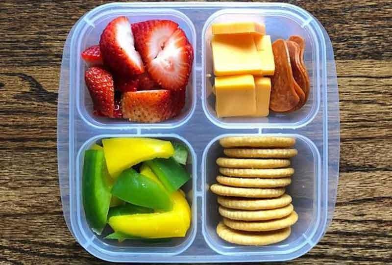 أفكار إفطار صحي للمدرسة