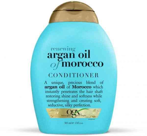 أفضل شامبو وبلسم بعد البروتين Argan Oil of Morocco