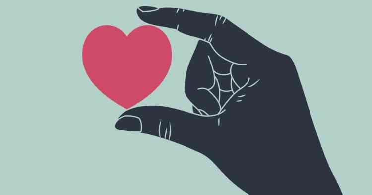 علامات خضراء العلاقات العاطفية