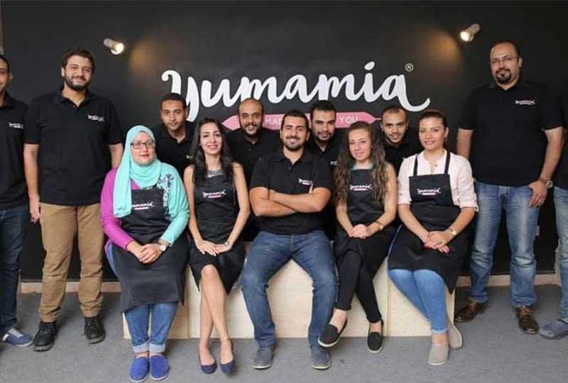 مشاركة ياسمين طايع في مشروع يماميا