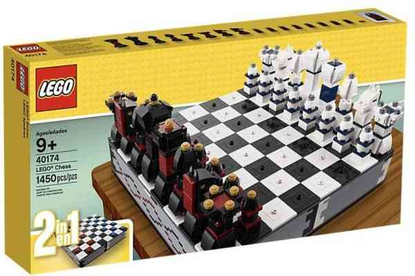 ألعاب ليجو لعبة شطرنج ليجو