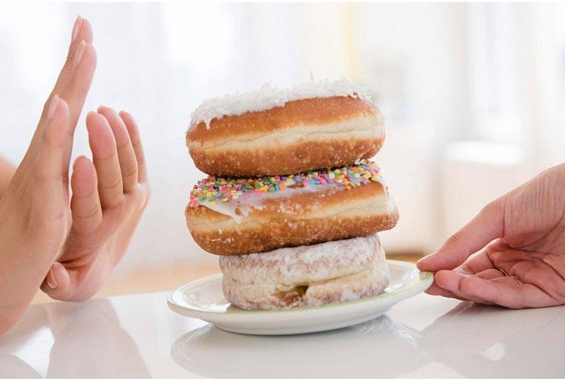 الحفاظ على الوزن في عيد الفطر
